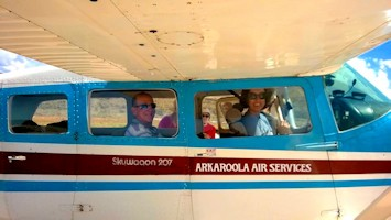 Arkaroola Scenic Flight