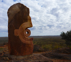 Broken Hill Living Sculptures