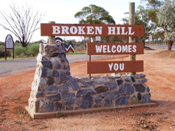 Broken Hill Tour
