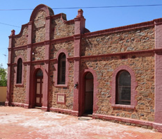 Broken Hill Synagogue Museum