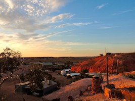 Coober Pedy Lookout