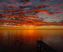 Coastal Sunsets