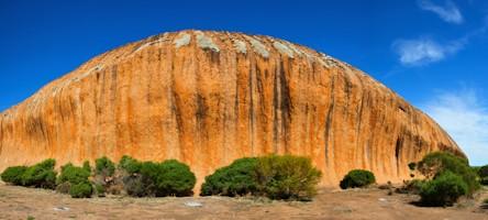 Pildappa Rock Eyre Peninsula