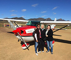 Flinders Ranges Scenic Flight