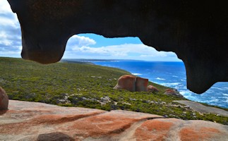 Remarkable Rocks View
