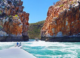 Horizontal Falls Cruise