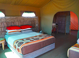 En-suited Safari Tents