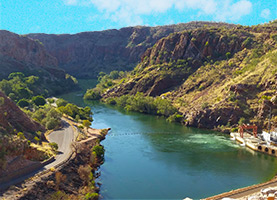 Ord River Cruise
