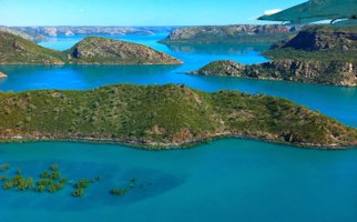 Horizontal Falls Flight