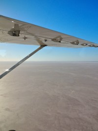 Lake Eyre Flight