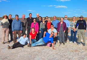 Lake Eyre Tours