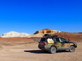 4WD Tours to Lake Eyre