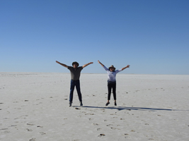 Lake Eyre Walk