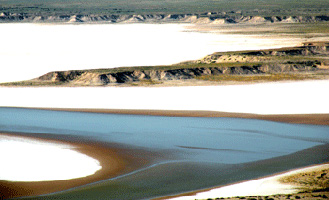 Lake Eyre Scenic Flight