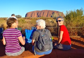 Senior Outback Tours