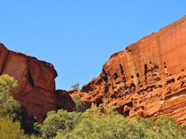 Kings Canyon Base Walk