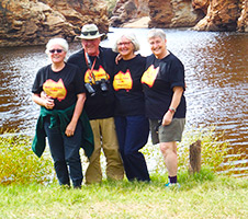 Small Group Outback Tours