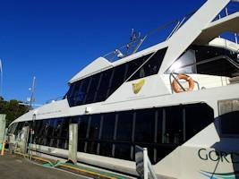 Gordon River Cruise Captains Deck