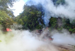 Queenstown Wilderness Railway