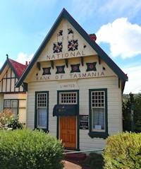 Derby National Bank of Tasmania