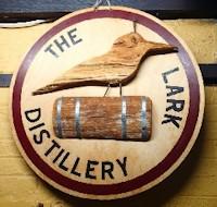 Lark Distillery Whisky Tasting